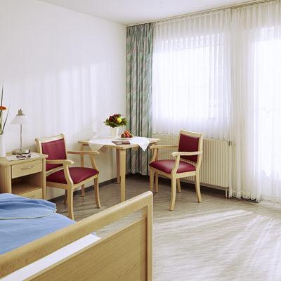 14 Beispiel Pflegezimmer